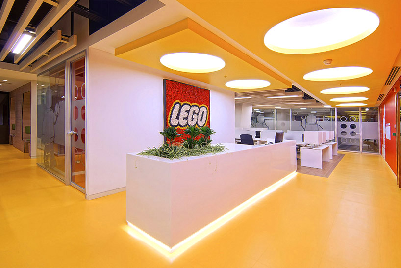 Is Ikea Open Today Oso Creates World Of Lego For Famous Toy Company's Istanbul Hq