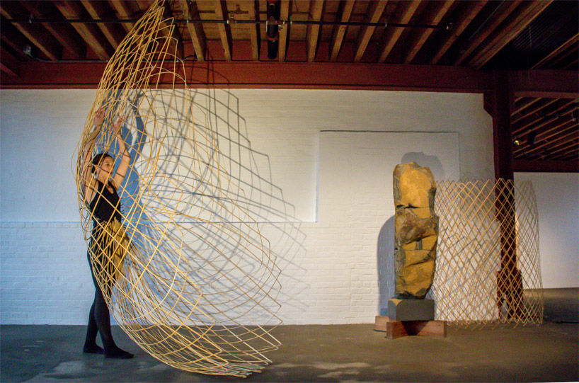 Orthogonal Maria Blaisse Brings Dancers' Movements To Life With