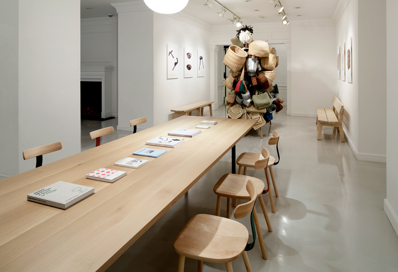 Naoto Fukasawa Maruni Presents Jasper Morrison Curated Exhibition: Chairs