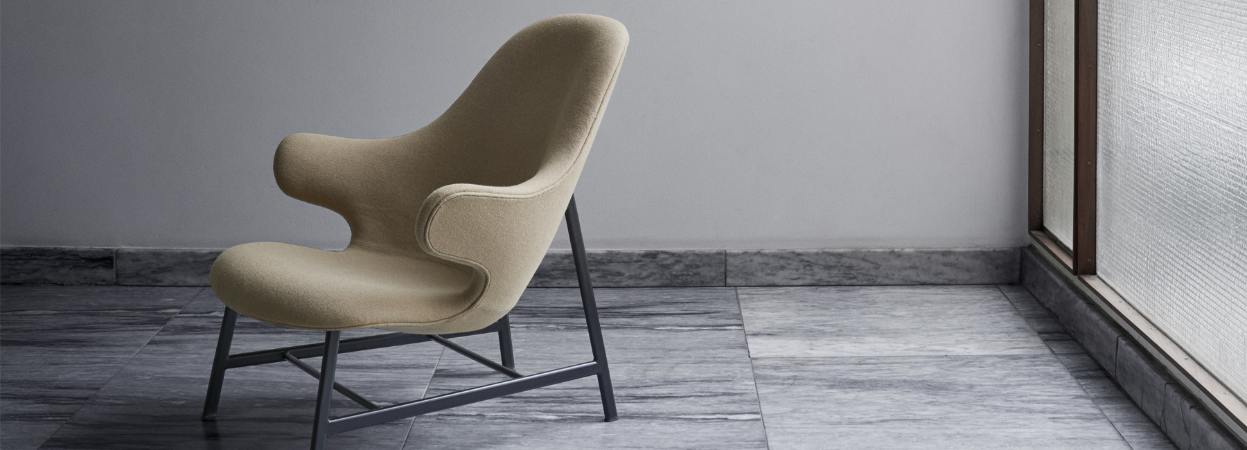 &tradition Jaime Hayón Presents Catch Lounge Chair For Tradition At Imm