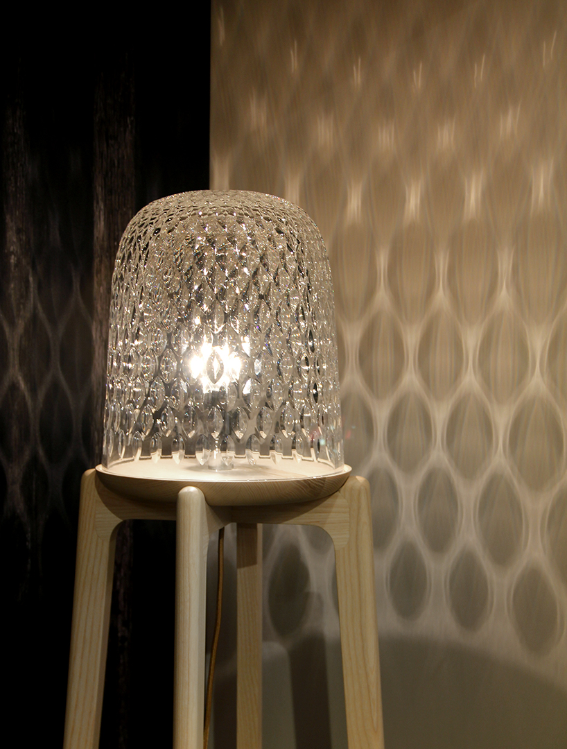 Ligne Roset Hamburg St. Louis Crystal And Noé Duchaufour Lawrance Present The