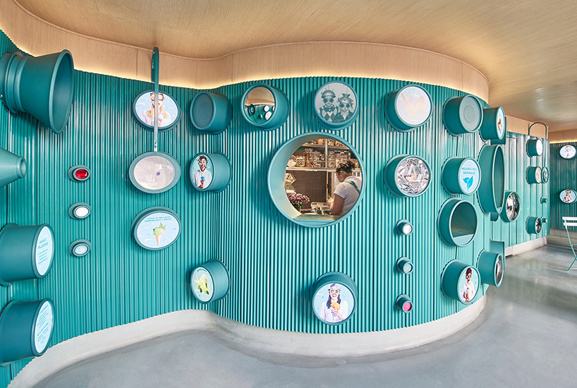 Mexican Bathroom Esrawe And Cadena Imagines Utopian-influenced Interior For
