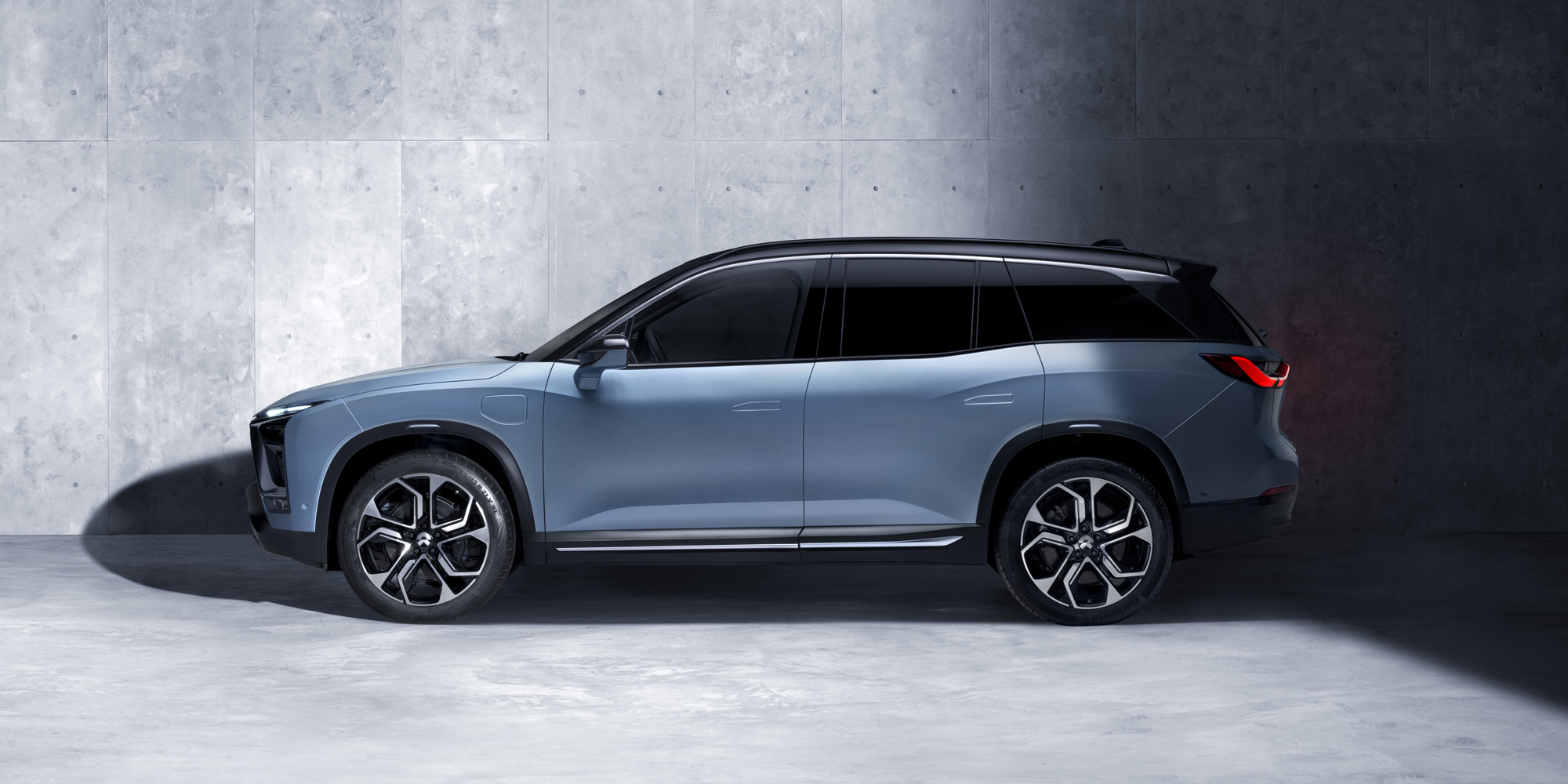 7 Seater Electric Car The Nio Es8 Is A Seven Seater High Performance Electric Suv