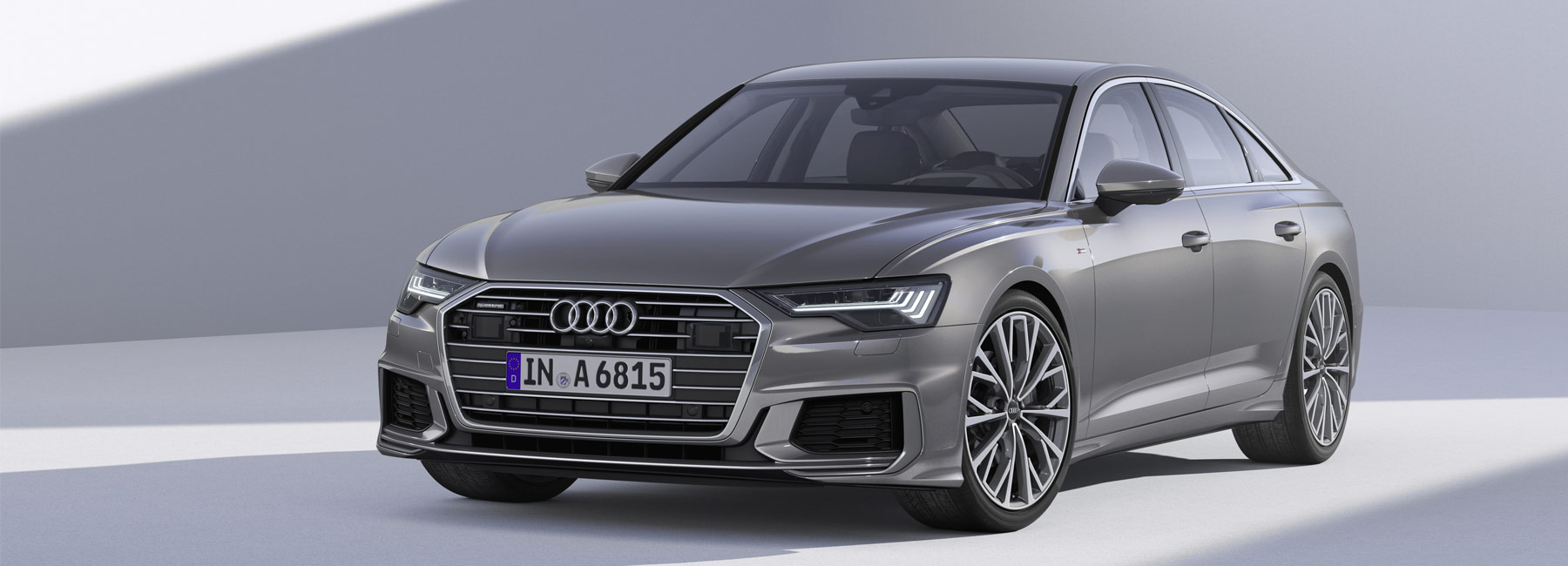 Travel Buggy With Sunroof Audi A6 Sedan Adds A Sporty Streak To Luxury Business Class