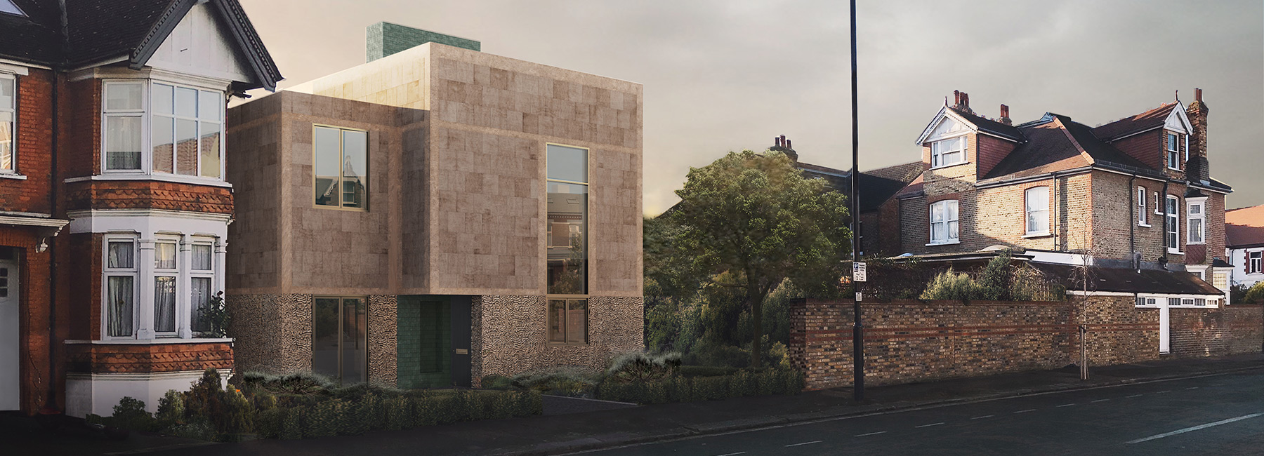 Zenki Haus Design David Adjaye Among Architects Designing Modular Homes For Cube Haus