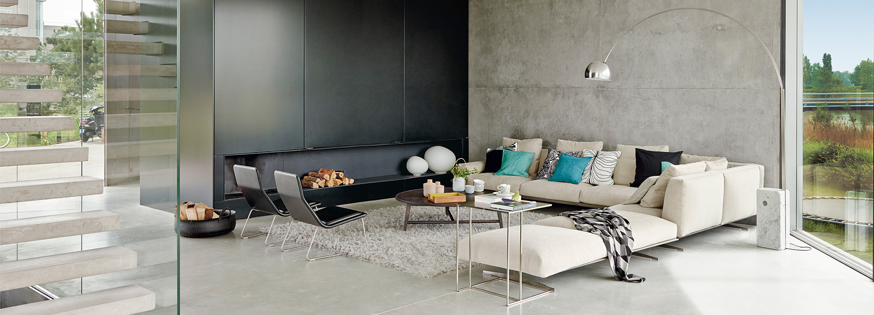 Antonio Citterio City Sofa Flexform Soft Dream Sofa Antonio Citterio Designboom1800