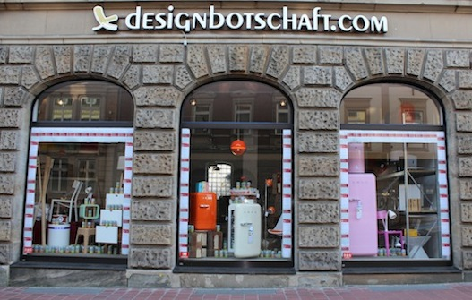 Showroom Bamberg - Designbotschaft