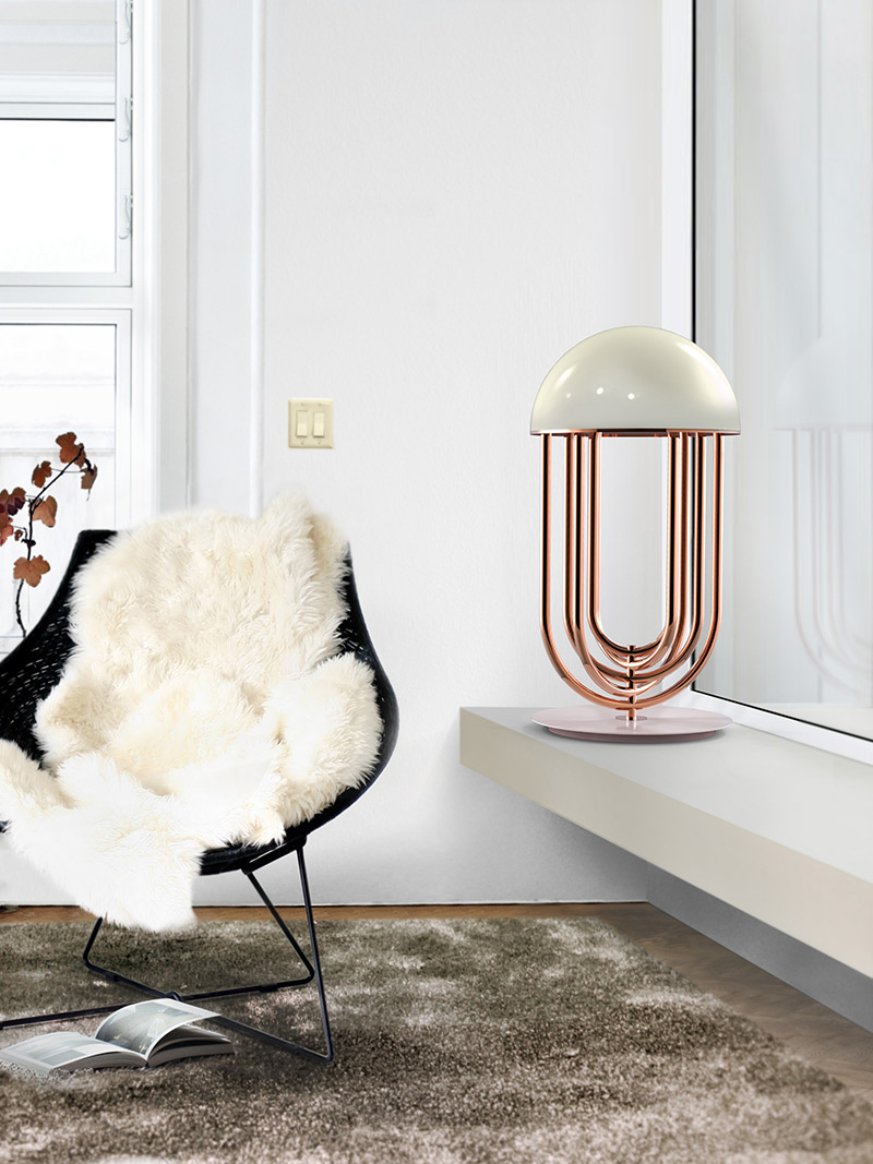 Mid Century Modern Interior Details Inspiration Ideas Delightfull Unique Lamps