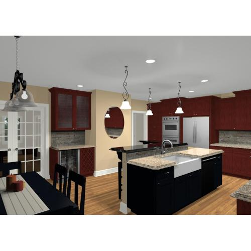 Medium Crop Of Kitchen Design With Islands