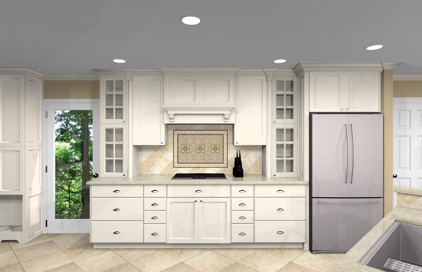 Kitchen Plans Kitchen Remodeling Design With Open Floor Plan In Watchung