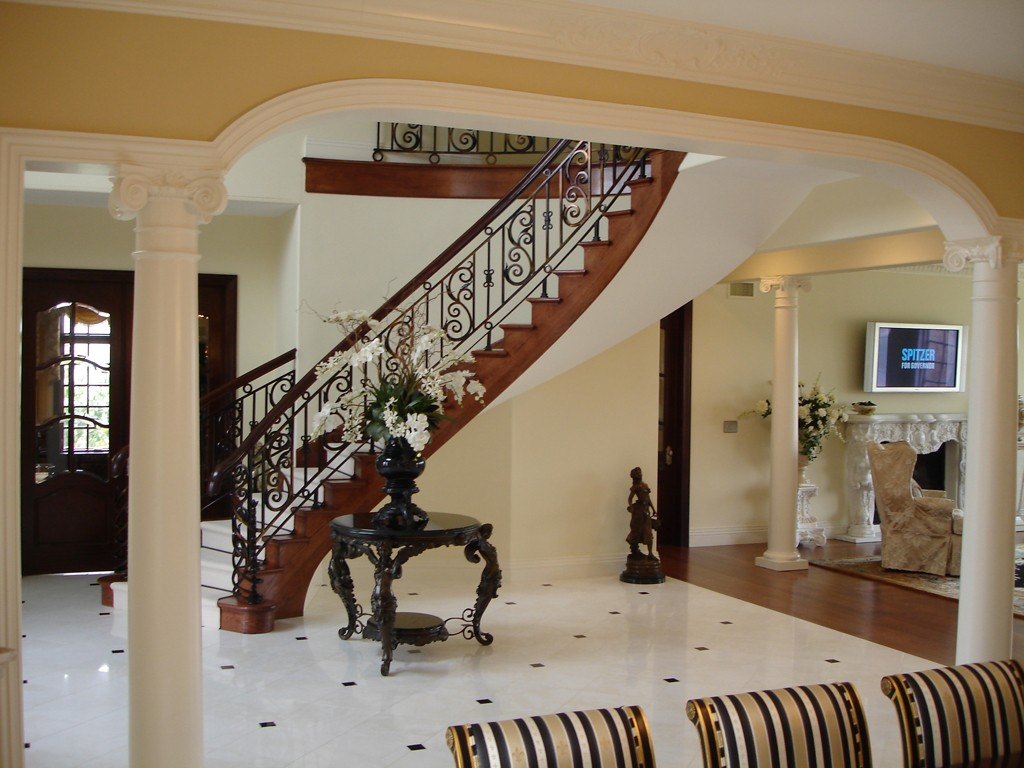 Staircase Options Stair Railing Material Options Design Build Planners