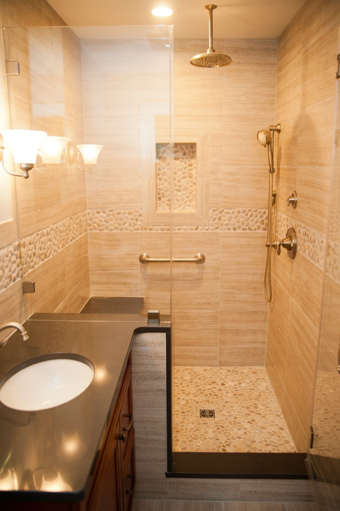 Custom Shower Options For A Bathroom Remodel Design Build Planners