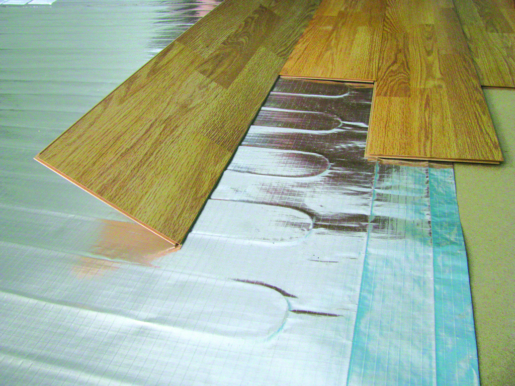 Polished Chrome Vs Chrome Radiant Heating Products From Warmlyyours - Design Build