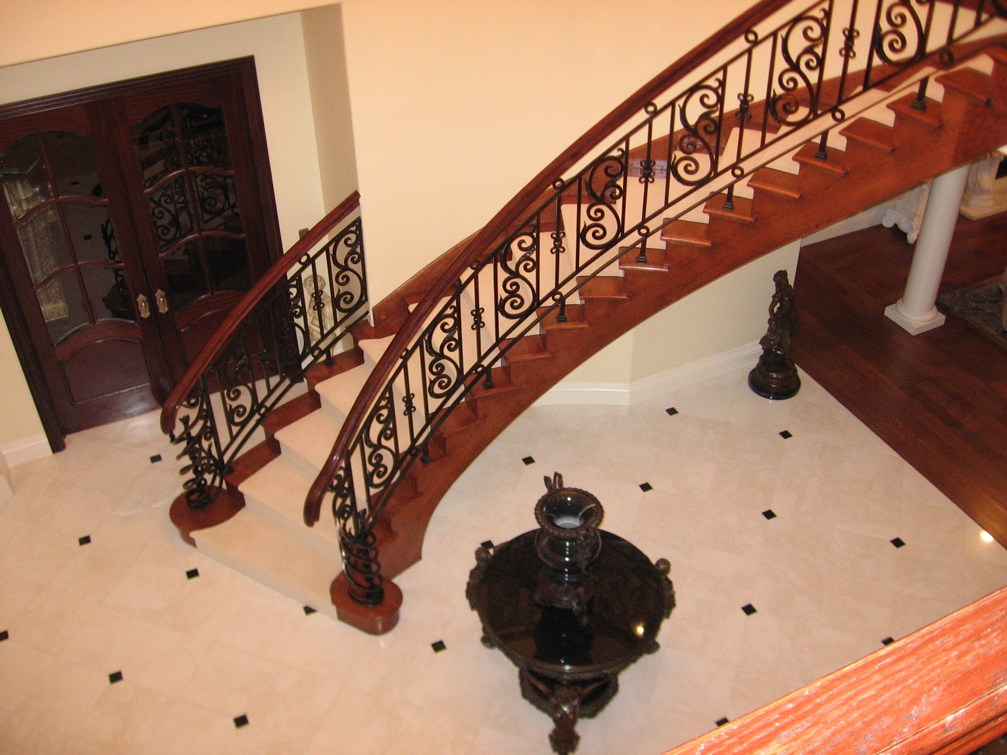 Staircase Options Staircase Options And Alternatives To Carpet Design