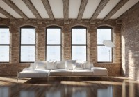 Exposed Brick Walls in Interior Design - Design Build Planners