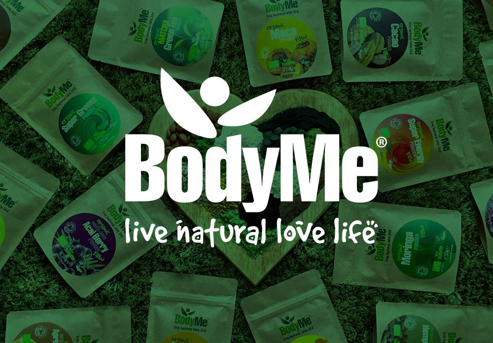 Designing the BodyMe Brand