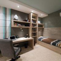 30 Awesome Teenage Boy Bedroom Ideas -DesignBump