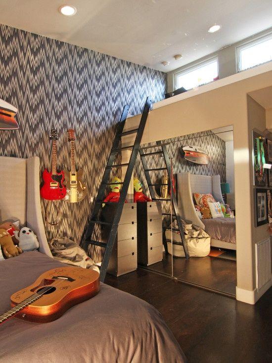 teenage-boys-bedroom-ideas-024jpg (550×734) My dream house