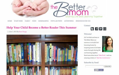 The Better Mom - thebettermom.com