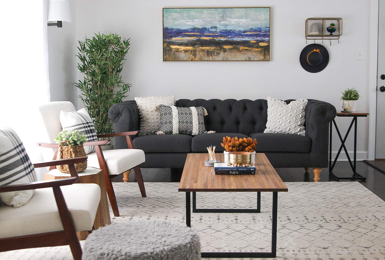 How To Decorate A Tiny Living Room Design By Lima