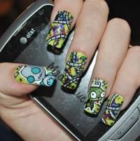 25 Fabulous Nail Art Designs - DesignCanyon