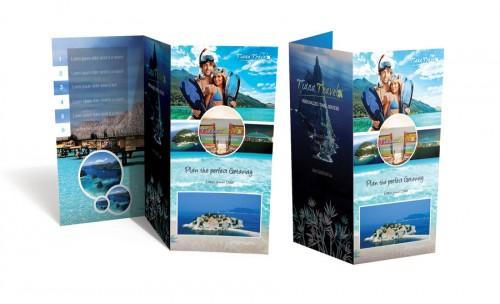 35 Inspirational Examples Of Travel Brochures Fine Art