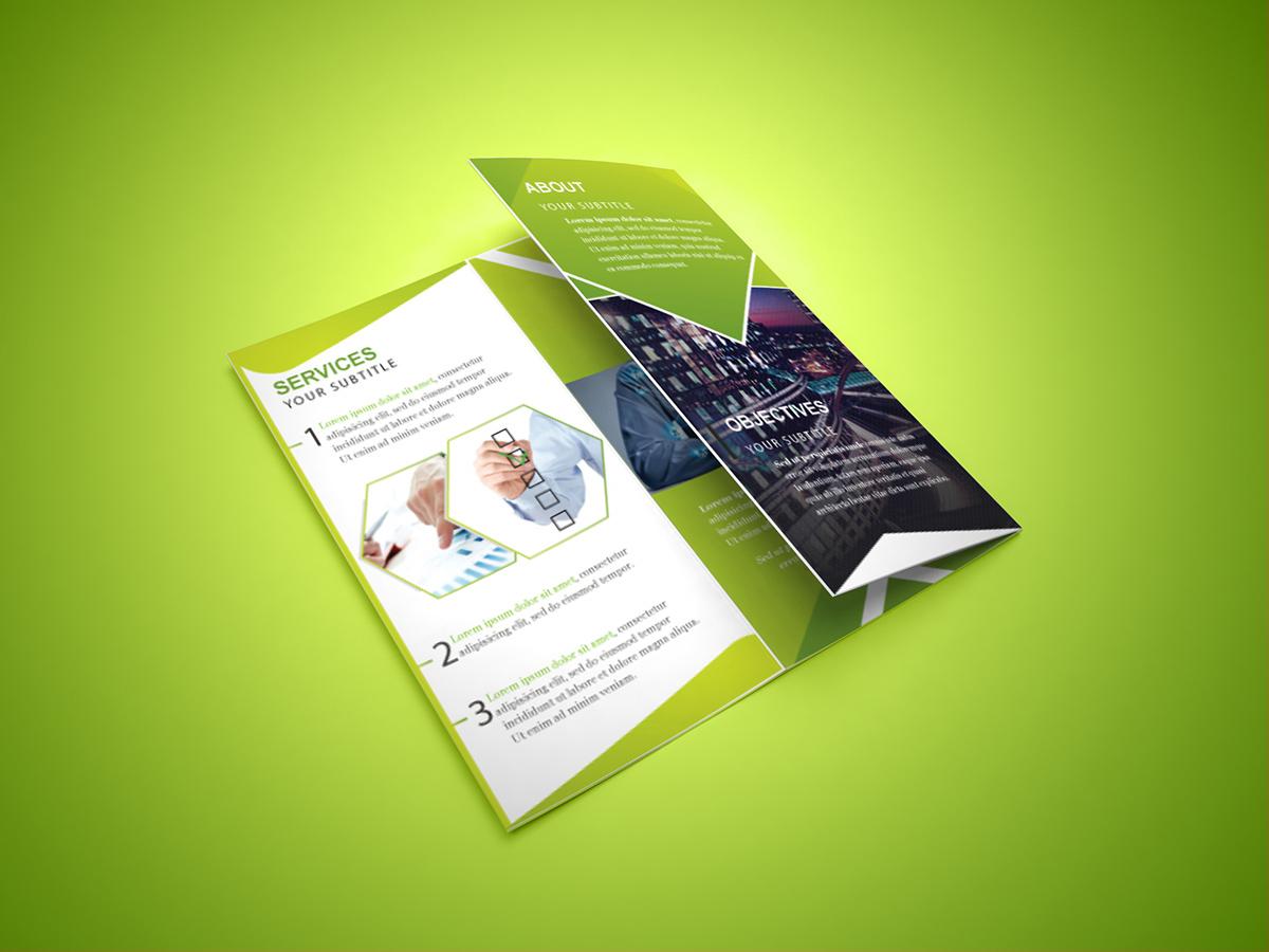 fold pamphlet