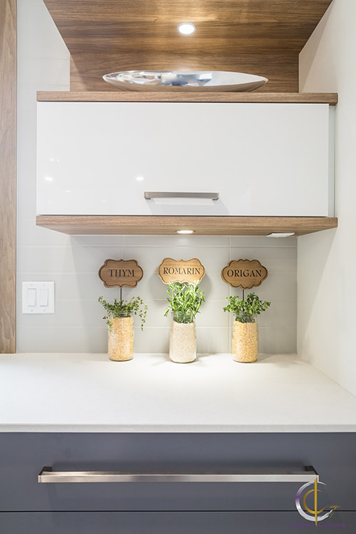 Cabinet Design La Spacieuse | Design Cc