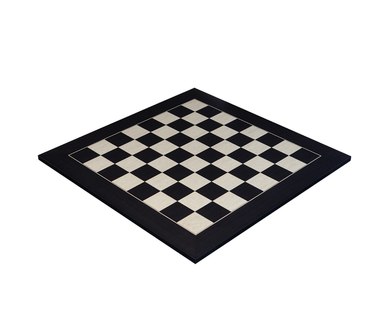 60 Cm Asturias 60 Cm Black Erable Chess Board