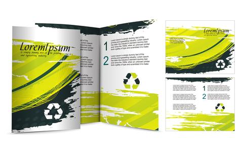 Making Bi-Fold Brochures is a Snap - DesignCoral