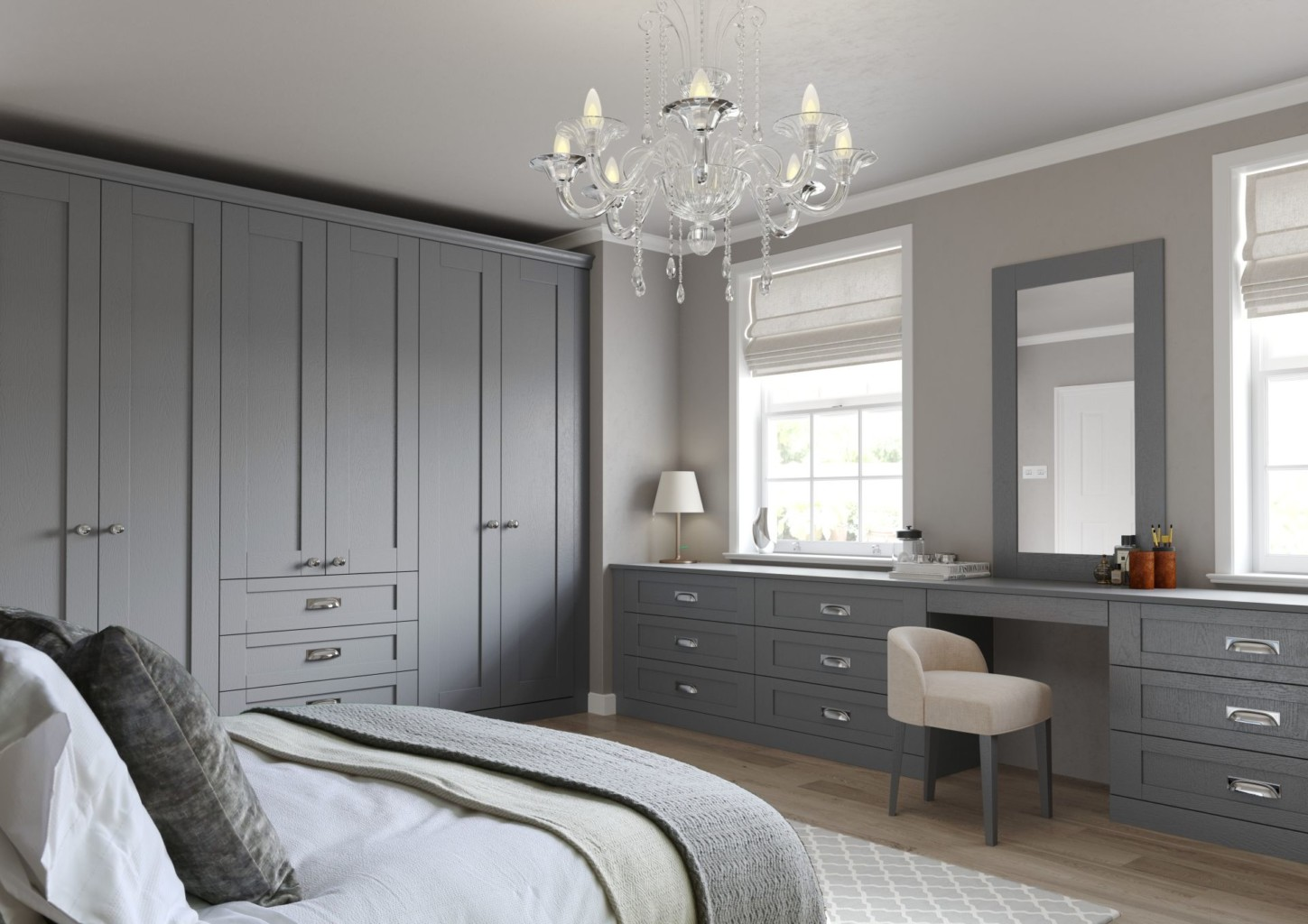 Grey Painted Rooms Bedrooms Dublin We Create Our Tomorrows By What We Dream