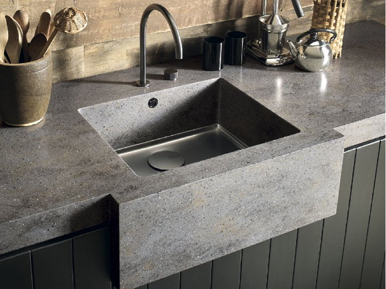 Wellmann Kueche Kaufen Corian® Kitchen Sinks - Designcurial