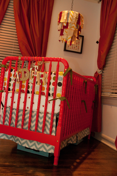 Modern Baby Cribs Colorful Cribs For The Nursery - Design Dazzle
