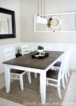 DIY Dining Table And Chairs Makeover