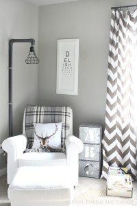Rustic Boy Bedroom Part 1 - Taryn Whiteaker