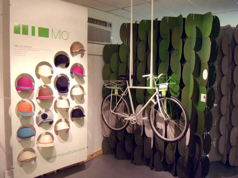 Paperforms 3d Wallpaper Tiles Mio Launches Flagship Green Design Store In Philadelphia