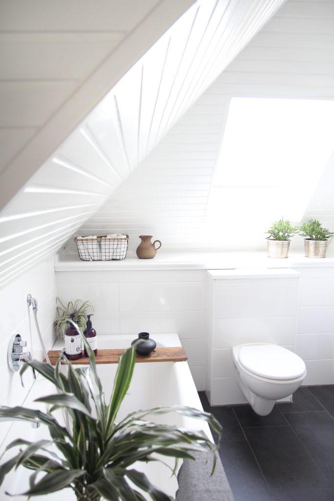 Badezimmer Selbst Renovieren Vorher\/nachher U2013 DESIGN DOTS   Badezimmer  Renovieren