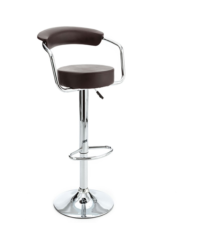 Tabouret Bar Reglable Tabouret De Bar Réglable Choco L 52 5 L 52 5 H 85 100 Baakal And Ross