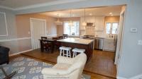 White Open Kitchen Reveal | designedbykrystleblog