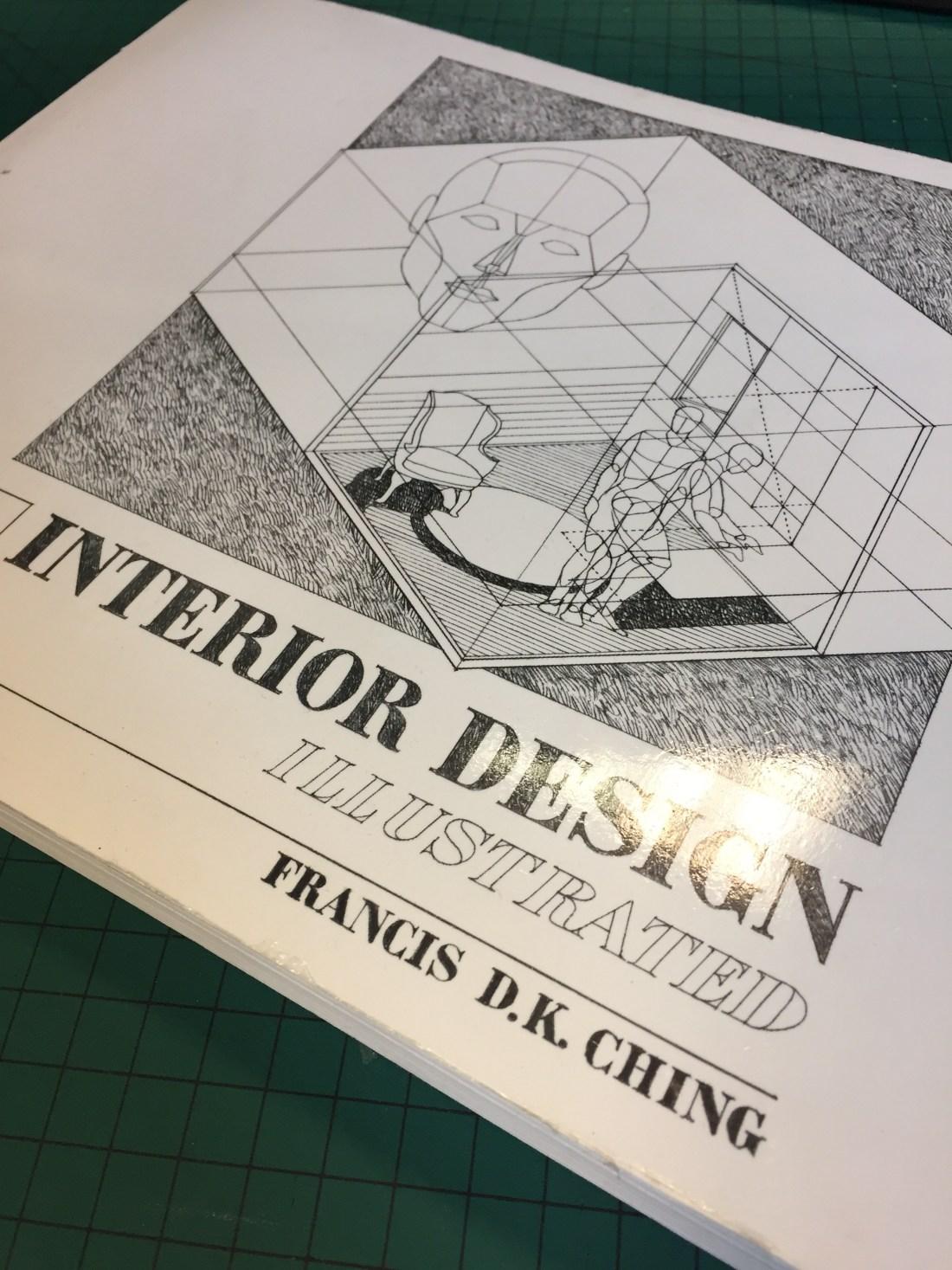 interior design illustrated book