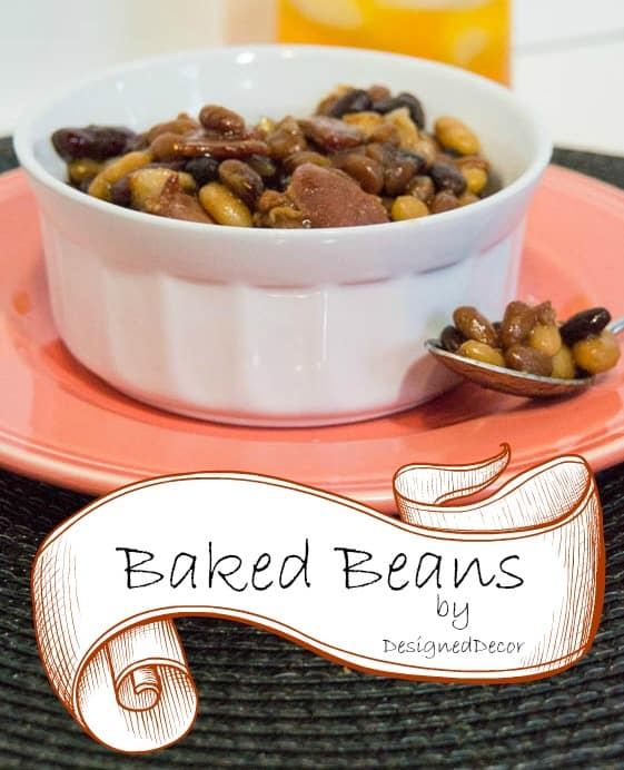 Baked Beans-pinnable