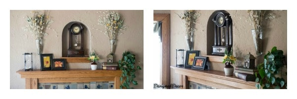 Simple Spring Decorating