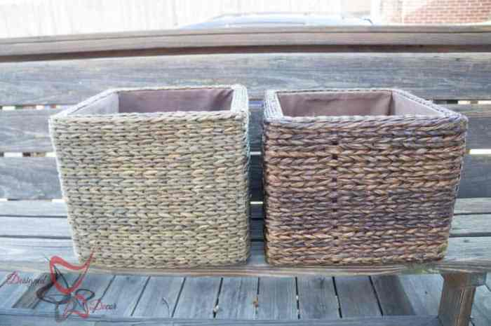 How to Stain a Basket-8