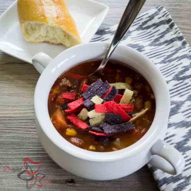 Santa Fe Taco Soup Recipe