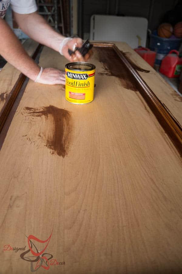 How to Refinish Wood Doors-7