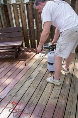 How to Clean and Stain a Deck - Thompson's WaterSeal-5