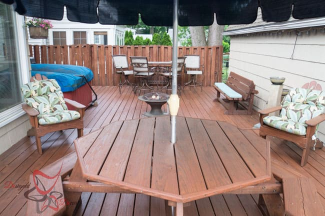How to Clean and Stain a Deck - Thompson's WaterSeal- Stain Proofing - Deck Stain- Deck Sealer-5