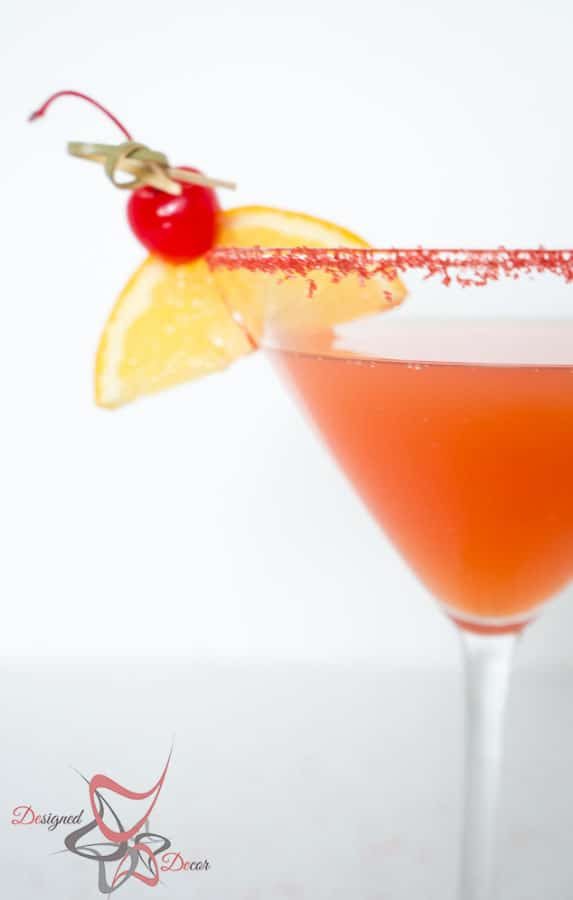 bloody mimosa -champagne-cocktail