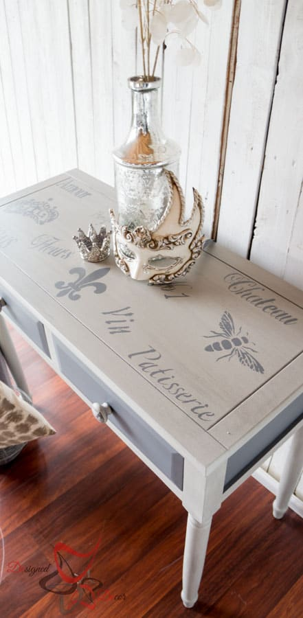 French-Stenciled-Entry-Table-Painted- Furniture (10 of 12)