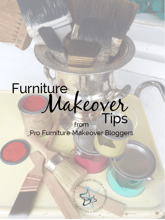 Furniture Makeover Tips